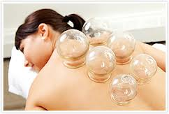 Fire Cupping, Chinese Cupping, Suction Cupping treatments available at Body Harmony Massage